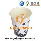 4-24 УНЦ Single-Side PE мелованной бумаги сосуд для питья