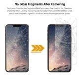 Ausgeglichenes Glas-Bildschirm-Schoner für Apple neue iPhone X Ausgabe