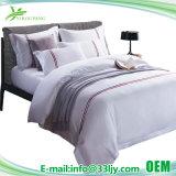 綿の刺繍の寝室の中国の工場綿のキルトセット