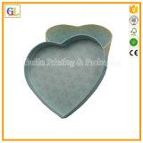 Boîte-cadeau en forme de coeur de papier de carton (OEM-GL006)
