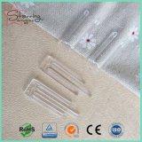 38.7mm M ABS van de Vorm de Plastic Klem van het Overhemd als Bevestigingsmiddel van het Kledingstuk