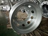 Колеса хорошей тележки цены коммерчески стальные, безламповое колесо, безламповая стальная оправа, безламповое колесо 22.5