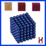 Magnetische Neodym-Kugel-kugelförmiger Magnet der Permanenten-5mm