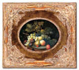 Pintura al Óleo de madera y resina de Imagen (083)
