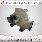 단단 수평한 전동기 물 Supply&Drainage 플랜트