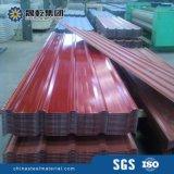 Baumaterial-Farben-Dach-Blätter