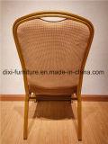 بالجملة حديد إطار فندق مأدبة كرسي تثبيت
