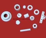 Präzision, die industrielles 99.7% Tonerde-keramisches Teil maschinell bearbeitet