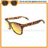 La promoción de la Moda Gafas de sol Gafas de plástico Ce gafas de sol polarizadas