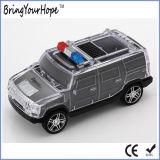 Haut-parleur portatif de Bluetooth de modèle de véhicule de police de qualité (XH-PS-690)