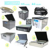 Tmep-6090 Máquina de exposição da tela de vácuo para impressão
