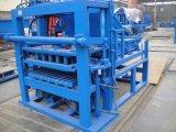 Высокая эффективность Qtj Zcjk4-20A изолированный строительных отходов пористого кирпича машины