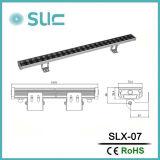 indicatore luminoso della rondella della parete di 72With36With18W LED per architettura (SLX-07)