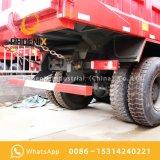 사용한 Sinotruk HOWO는 10 아프리카를 위한 바퀴 팁 주는 사람 덤프 트럭 6X4 양호한 상태를 나른다