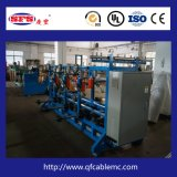 En voladizo automático de alambre y cable trenzado único torcer la máquina/acumulación de cable trenzado de alambre/máquina la máquina