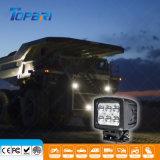12V het Licht van het waterdichte LEIDENE van de Vlek 60W Werk van de Tractor voor Auto