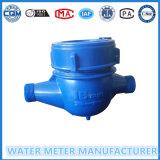 Cuerpo de plástico ABS de agua de chorro múltiple, medidor de actividad