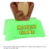Instrução Desktop da matemática do jogo de fósforo do macaco que aprende o brinquedo