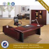 Ready Made 3 tiroirs de couleur rouge Typle Table Office (HX-MT3076)