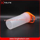 [700مل] تصميم جديدة بلاستيكيّة بروتين رجّاجة زجاجة مع خلّاط خلّاط كرة ([كل-7056])