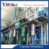 중국에서 가공하는 식물성 기름을%s 작은 정련소
