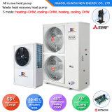 Rapide installer la source d'air compacte de 3.5kw 150L /200L/260L toute dans un chauffe-eau