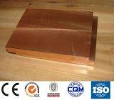 2.004 de Rode Folie van het Koper van het Blad van de Kathoden van het Koper C10200 C11000