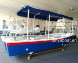 Liya 5.8mの船外エンジンを搭載する商業沿岸の漁船