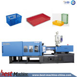 La BST-4800D'UN CAS DE RECYCLAGE DE PLASTIQUE Machine de moulage par injection