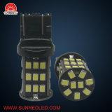 Indicatore luminoso dell'automobile di girata LED di T20 45SMD 2835
