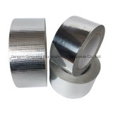 Cinta de lámina de aluminio reforzado con fibra de vidrio con adhesivo disolvente
