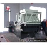 Máquina de la desfibradora del refrigerador/máquina de la desfibradora de Weee