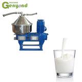 Separatore grasso della macchina della centrifuga del grasso di latte del gelato di Kamdhenu del latte del piatto del disco