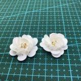 Accessorio 001 dell'indumento del fiore del Sequin