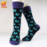Soem-Form-Geschäftsmann-Socken-Baumwollglückliche Socken