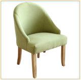 Caf&eacute económico; Sofá de madera del ocio del salón de la silla de vector