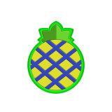 Forme ronde PVC fait sur mesure la conception de l'étain Fridge Magnet, bouton magnétique d'un insigne