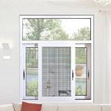 Diseño Windows de desplazamiento de la parrilla con la red de mosquito