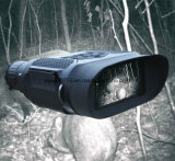 jumelles larges de vision nocturne de Digitals de la dynamique 7X31 avec '' affichage à cristaux liquides du tft 2