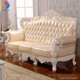 Cuoio della mobilia di Morden/sofà Hly-Sf53 del velluto