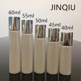 40мл из PETG массой пустой ясно бутылок с алюминиевыми крепежные используется для косметических
