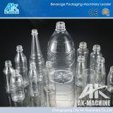 Halbautomatische Plastikflasche, die Maschinen-Preis bildet