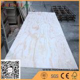Certificado de la EPA de contrachapado de madera de pino de China de madera contrachapada decorativos