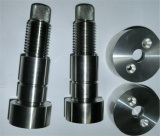 Pezzi meccanici anodizzati di CNC dell'alluminio di servizio su ordinazione