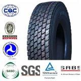 12r22.5 18pr 드라이브 위치 광선 강철 트럭 TBR 타이어
