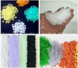 Las partículas de bolitas de PVC grado alimenticio de las materias primas