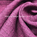Ткань Slub полиэфира Linen для мешка ботинка Uphostery мебели
