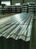 Hojas galvanizadas del perfil del rectángulo (para el material para techos y el revestimiento)