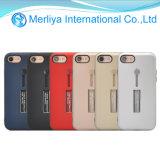 Gummiring-Halter-MetallKickstand TPU+PC Handy-Fall-Deckel für iPhone7