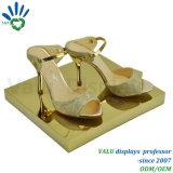 Présentoir de chaussure en métal/acier inoxydable/fer à vendre